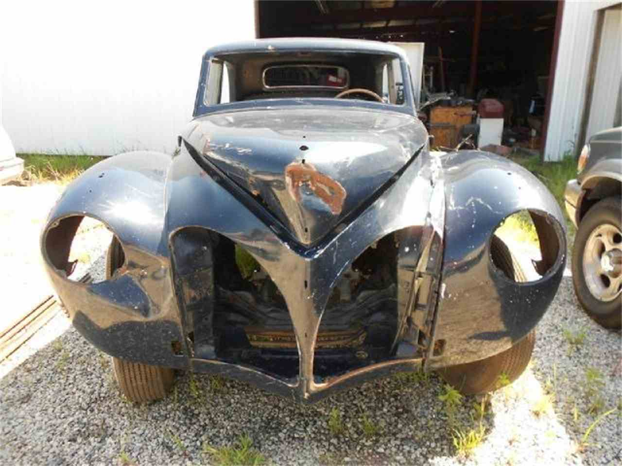 Large Picture of Classic 1941 Continental located in Gray Court South Carolina - $8,000.00 - J1MD