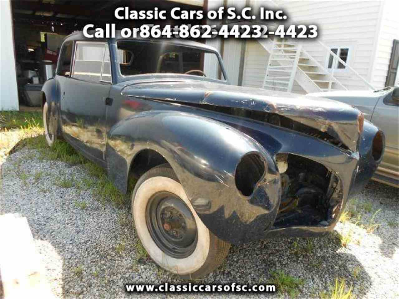 Large Picture of Classic 1941 Continental located in South Carolina - $8,000.00 - J1MD