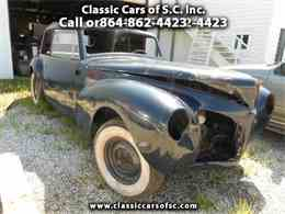Picture of '41 Lincoln Continental located in Gray Court South Carolina - $8,000.00 - J1MD