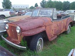 Picture of 1949 Willys Jeep - $2,500.00 - J1MG