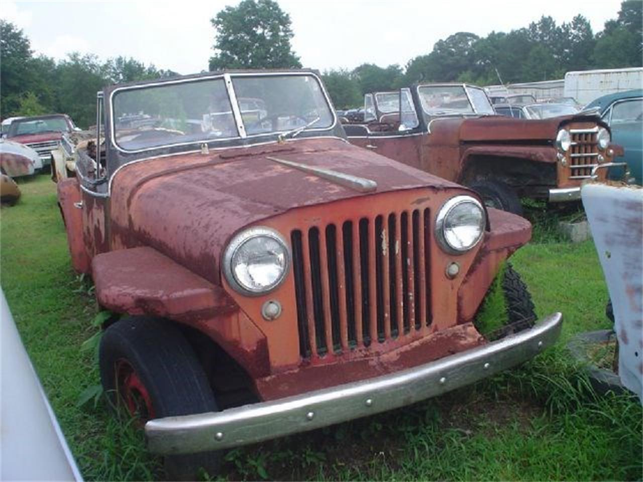 Large Picture of Classic '49 Willys Jeep - $2,500.00 Offered by Classic Cars of South Carolina - J1MG