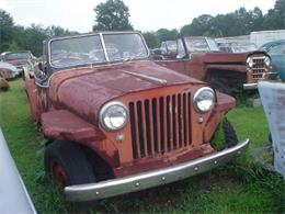 Picture of '49 Willys Jeep located in Gray Court South Carolina - J1MG