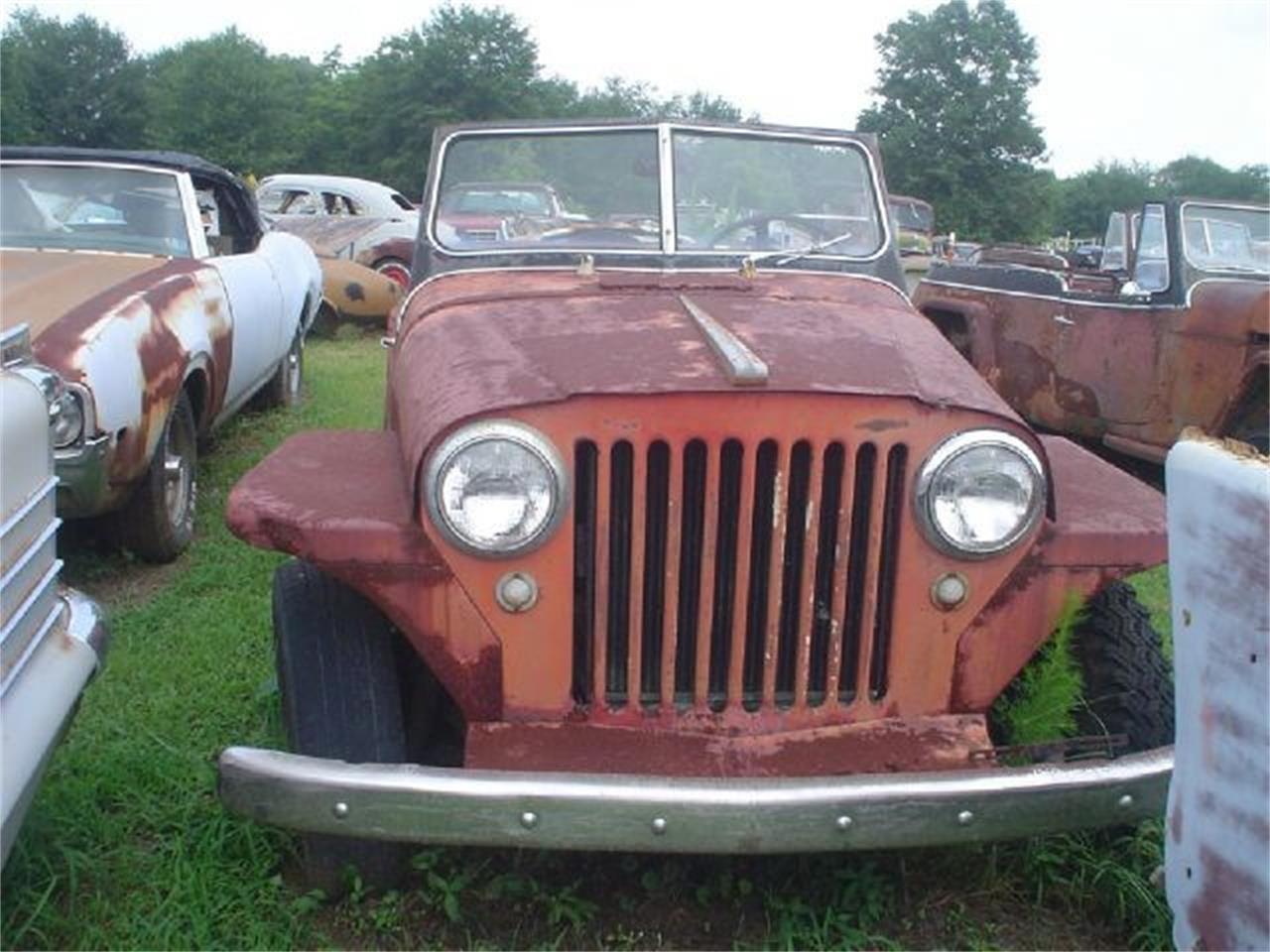 Large Picture of 1949 Willys Jeep located in Gray Court South Carolina - $2,500.00 - J1MG