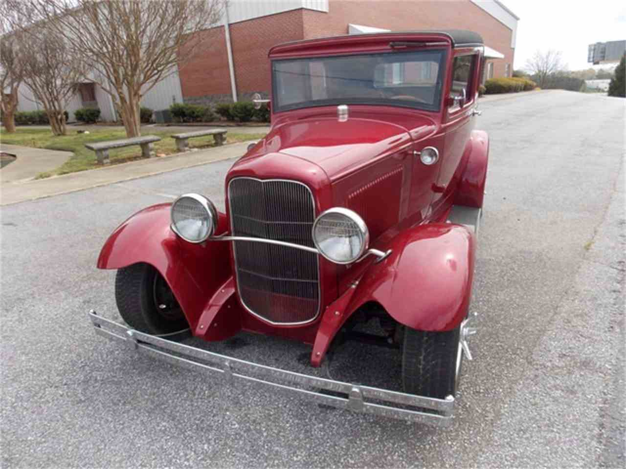 Large Picture of '31 Ford Vicky - J1MX