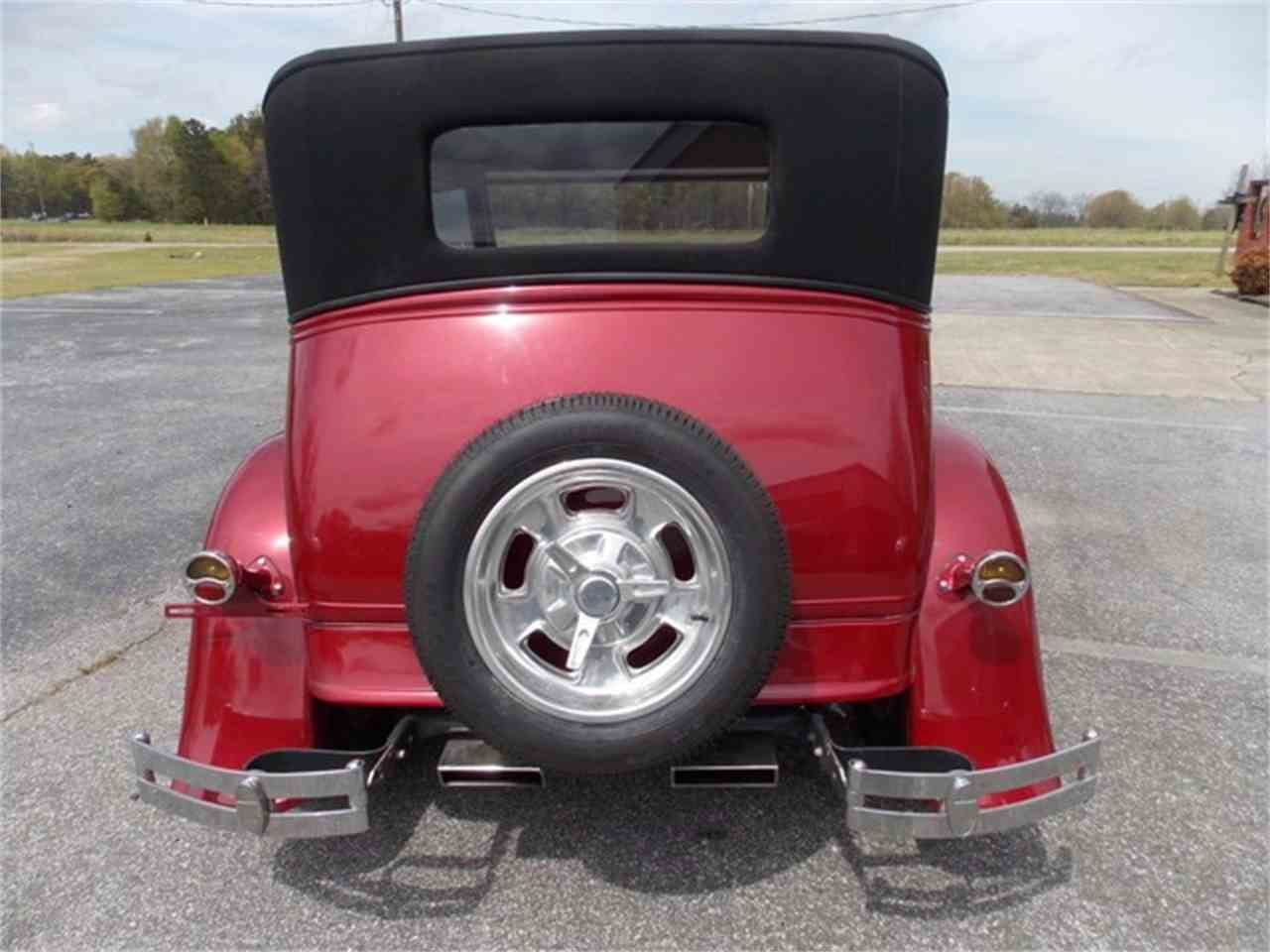 Large Picture of Classic '31 Vicky located in Gray Court South Carolina - $45,000.00 Offered by Classic Cars of South Carolina - J1MX