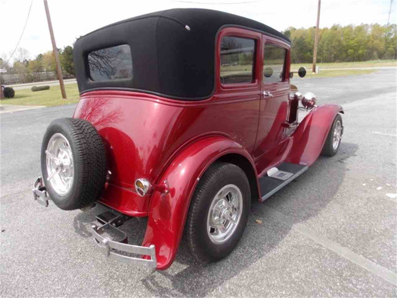 Large Picture of '31 Ford Vicky Offered by Classic Cars of South Carolina - J1MX