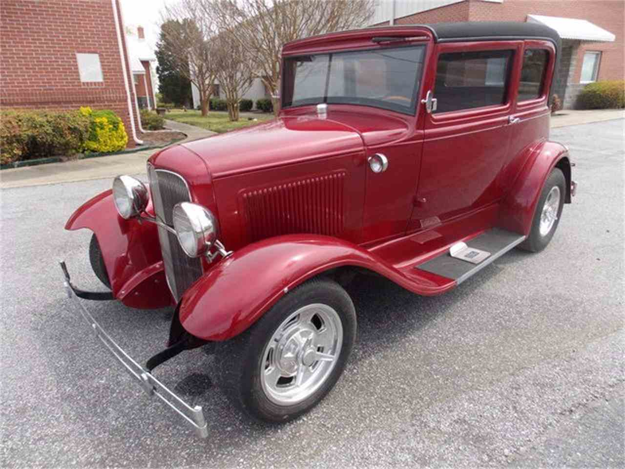 Large Picture of 1931 Vicky located in South Carolina - $45,000.00 Offered by Classic Cars of South Carolina - J1MX