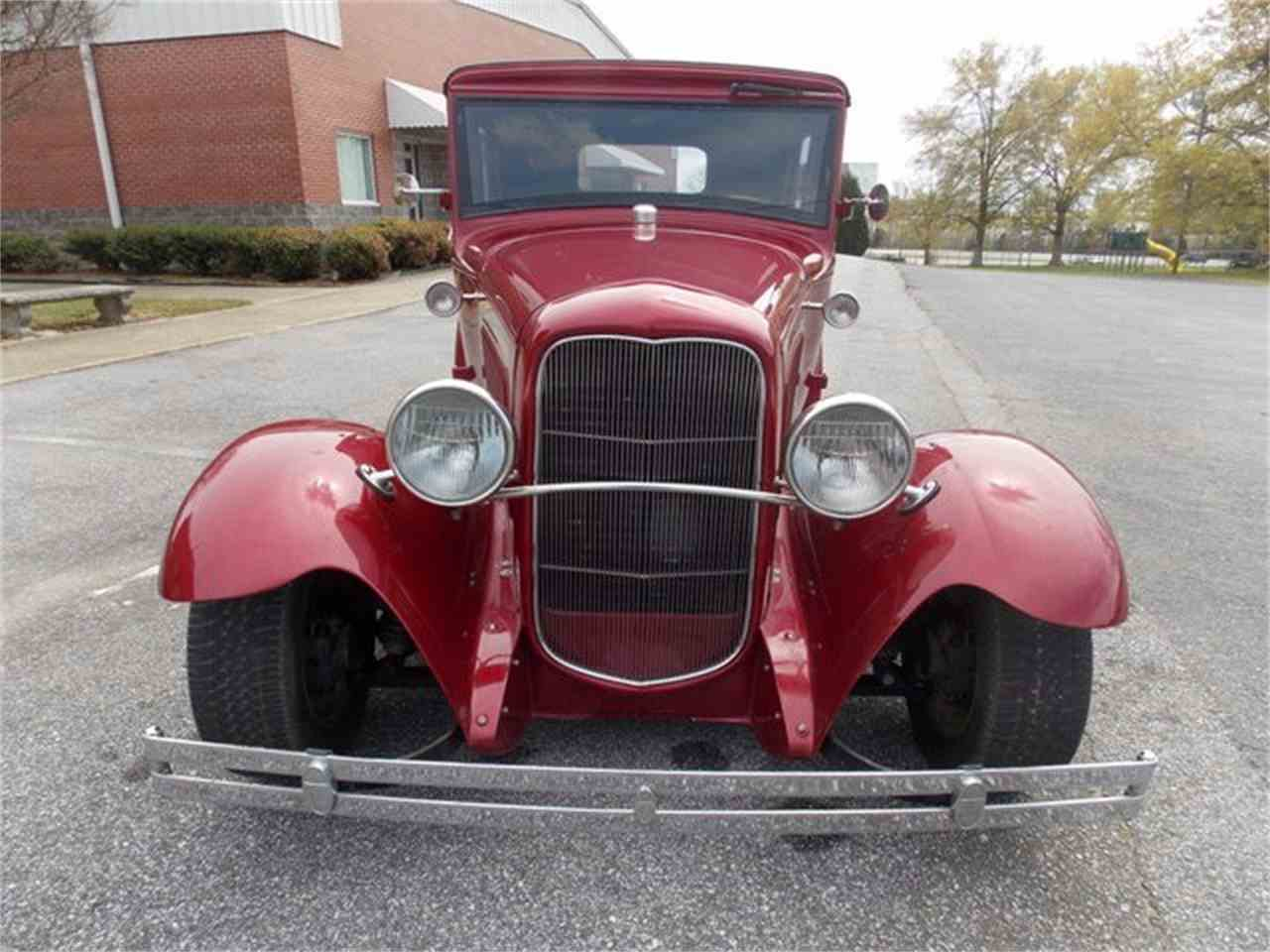 Large Picture of Classic 1931 Ford Vicky - $45,000.00 - J1MX