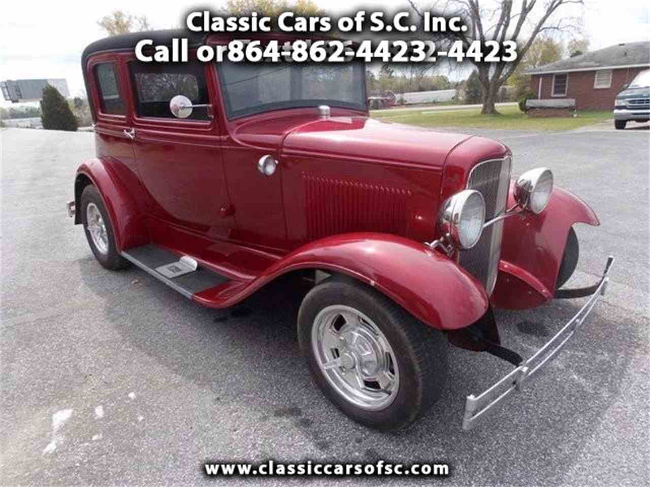 Large Picture of '31 Ford Vicky located in South Carolina - $45,000.00 - J1MX