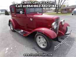 Picture of Classic 1931 Ford Vicky located in Gray Court South Carolina - $45,000.00 - J1MX