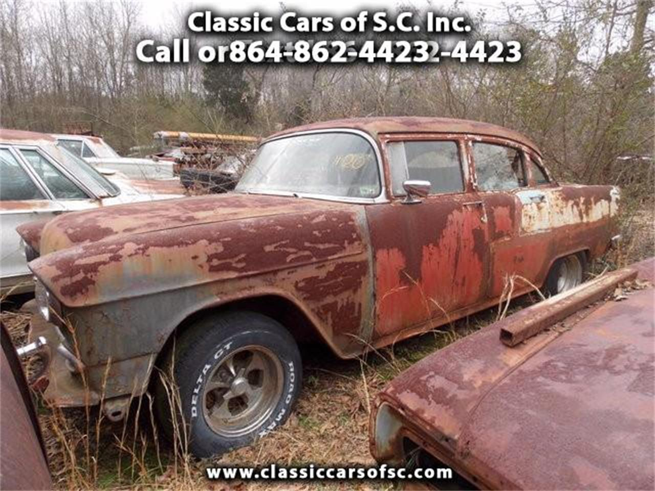 Large Picture of '55 Chevrolet 210 Offered by Classic Cars of South Carolina - J1N8