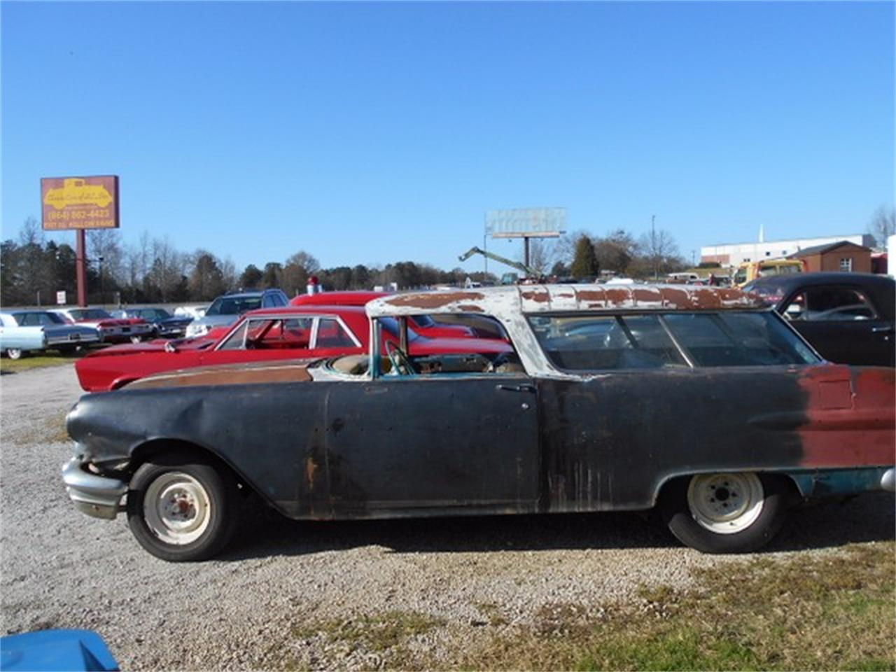 Large Picture of Classic '56 Safari located in Gray Court South Carolina - $13,000.00 - J1NG
