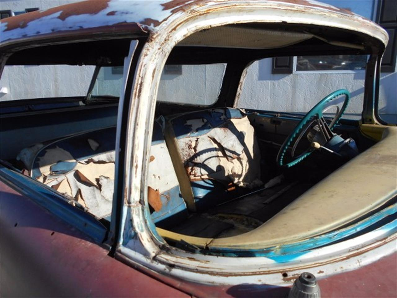 Large Picture of Classic 1956 Pontiac Safari located in Gray Court South Carolina Offered by Classic Cars of South Carolina - J1NG