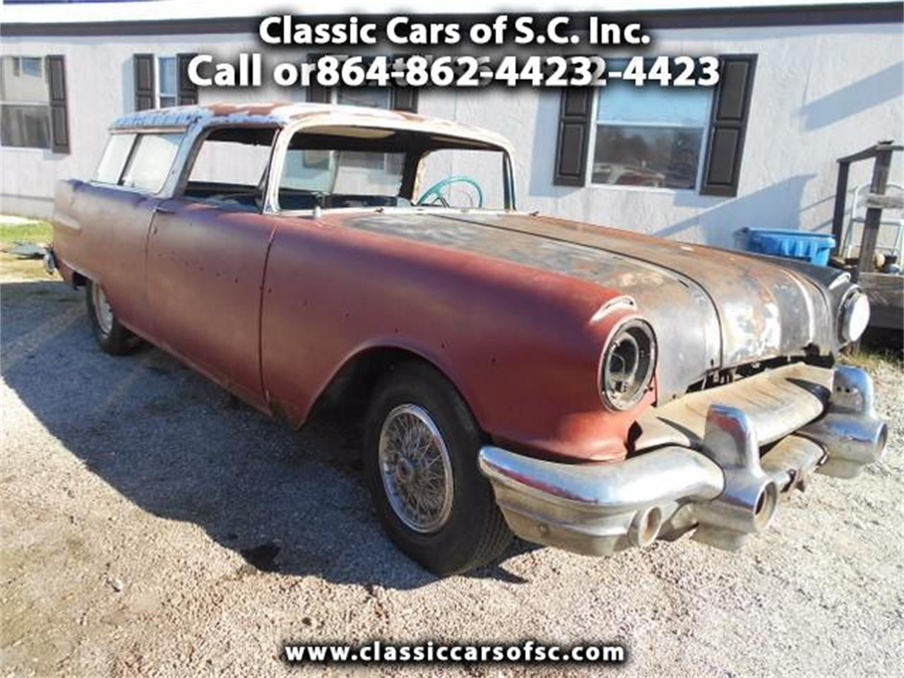 Large Picture of '56 Pontiac Safari located in South Carolina - $13,000.00 Offered by Classic Cars of South Carolina - J1NG