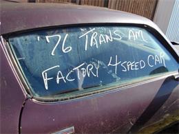 Picture of '76 Pontiac Firebird Trans Am - $2,000.00 - J1NO