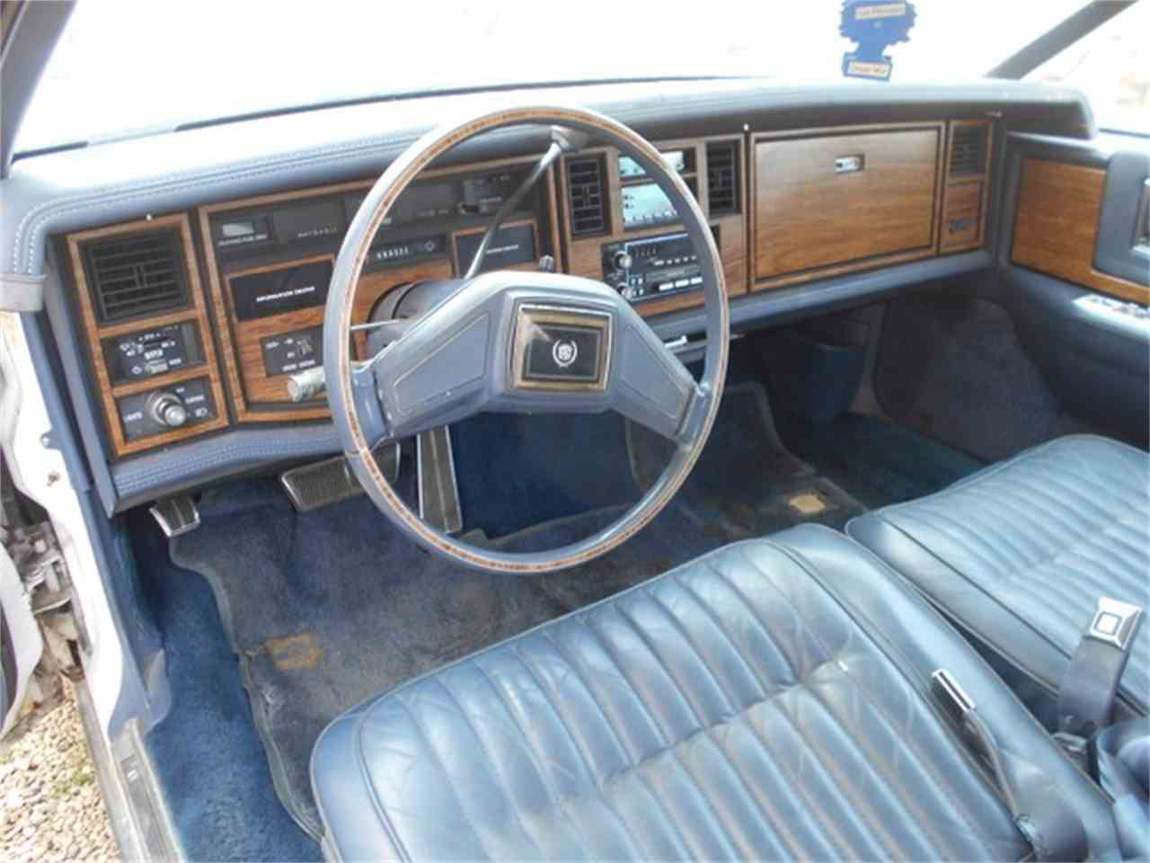 Large Picture of '84 Cadillac Eldorado Offered by Classic Cars of South Carolina - J1NU