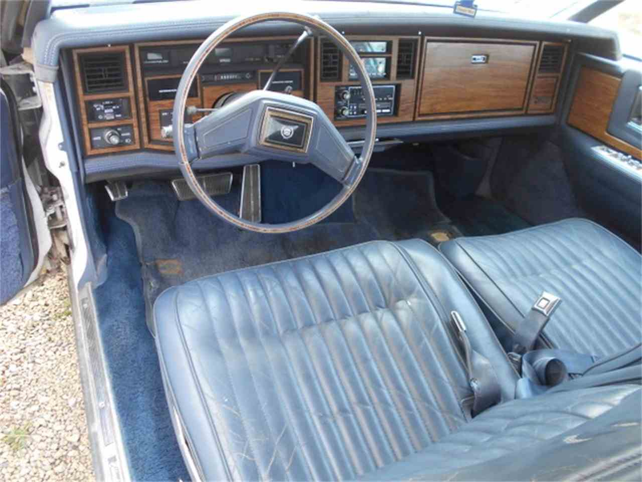Large Picture of 1984 Cadillac Eldorado located in Gray Court South Carolina Offered by Classic Cars of South Carolina - J1NU