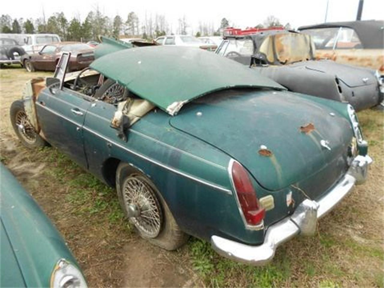 Large Picture of '68 MG MGB - $1,000.00 - J1O2