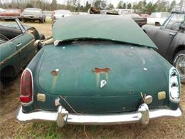 Picture of Classic 1968 MG MGB located in Gray Court South Carolina Offered by Classic Cars of South Carolina - J1O2