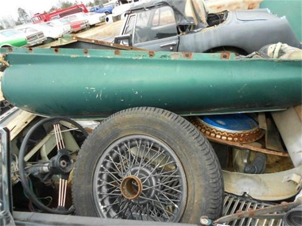 Large Picture of Classic 1968 MG MGB - J1O2