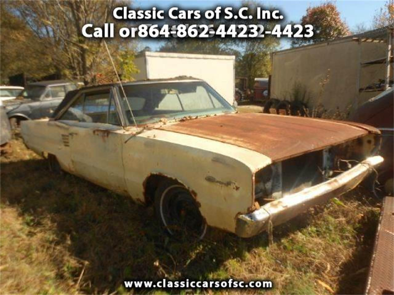 Large Picture of Classic 1966 Dodge Coronet Offered by Classic Cars of South Carolina - J1O5