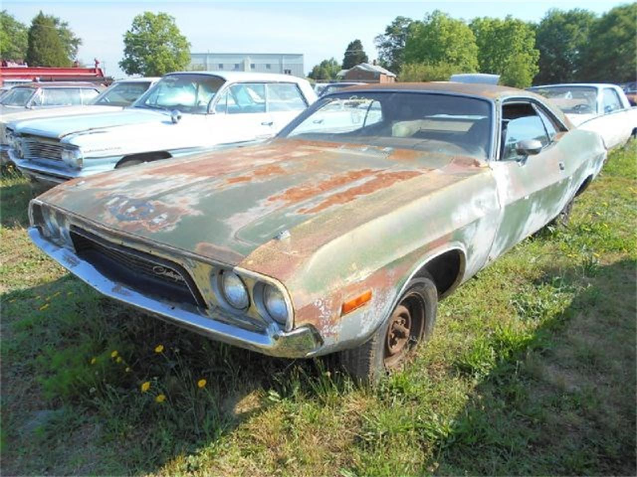 Large Picture of Classic 1972 Dodge Challenger located in Gray Court South Carolina - $4,000.00 Offered by Classic Cars of South Carolina - J1O6