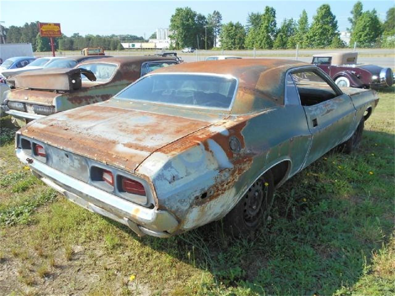 Large Picture of Classic 1972 Challenger located in Gray Court South Carolina - $4,000.00 Offered by Classic Cars of South Carolina - J1O6