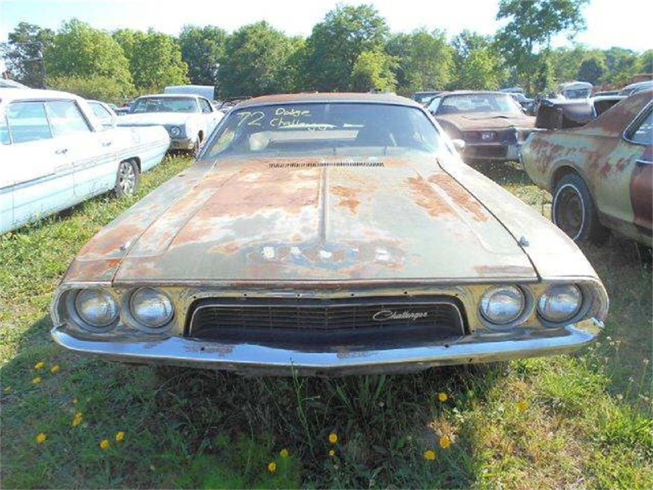 Large Picture of 1972 Dodge Challenger - $4,000.00 - J1O6