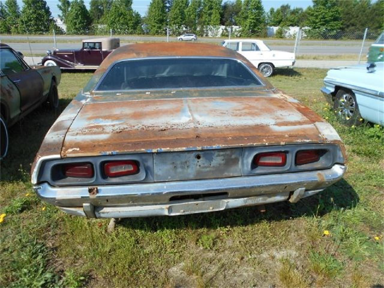 Large Picture of Classic 1972 Dodge Challenger Offered by Classic Cars of South Carolina - J1O6