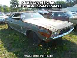 Picture of '72 Challenger - J1O6