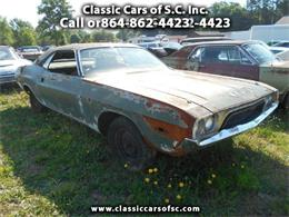 Picture of Classic 1972 Challenger - $4,000.00 Offered by Classic Cars of South Carolina - J1O6