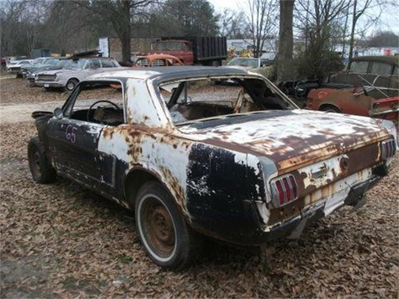 Large Picture of '65 Mustang - J1O7