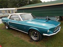 Picture of '68 Mustang - J1OD