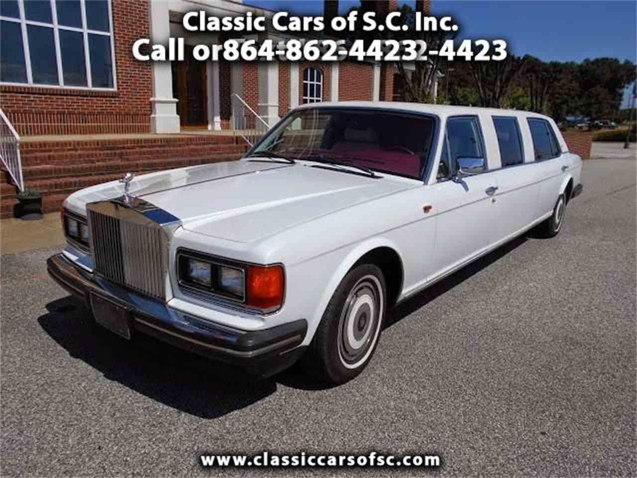 1989 Rolls-Royce Silver Spur for Sale | ClicCars.com | CC-888640
