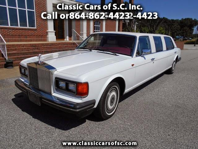 Picture of 1989 Rolls-Royce Silver Spur located in South Carolina - J1OG