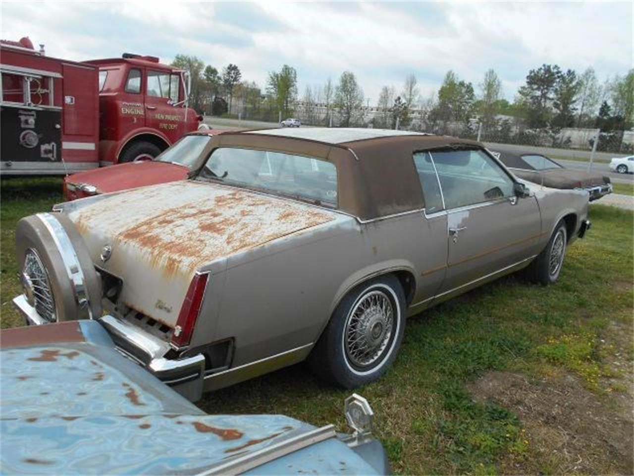 Large Picture of '84 Eldorado - J1OK