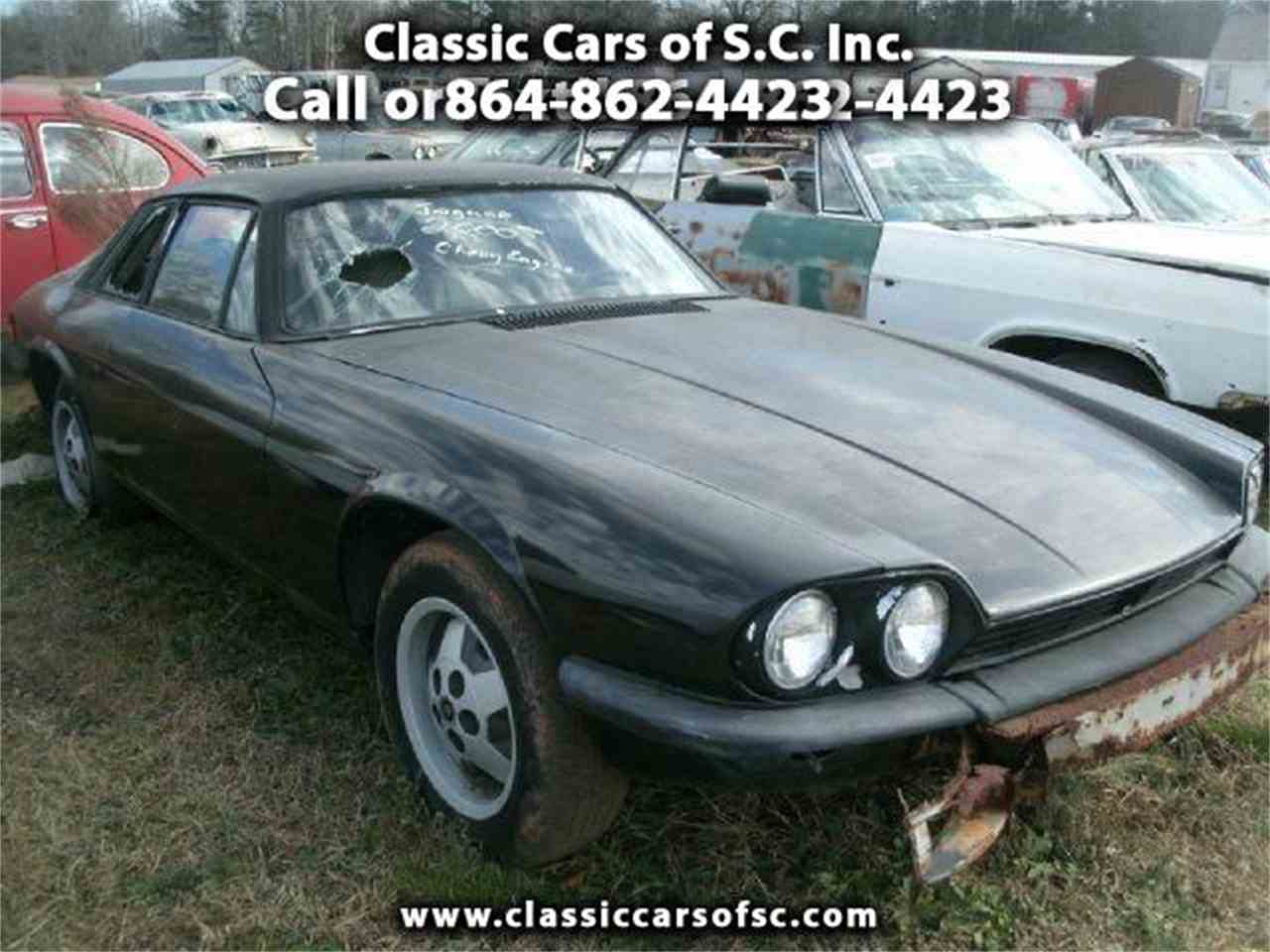 Large Picture of '78 XJ - J1OO