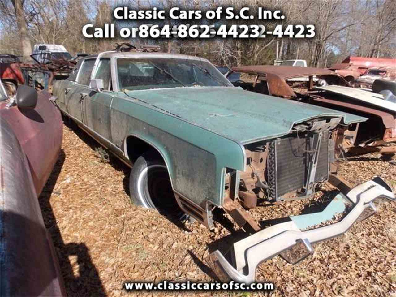 Large Picture of '77 Continental - J1OR