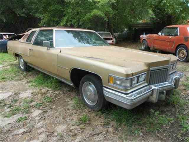 1975 Cadillac DeVille for Sale on ClicCars.com