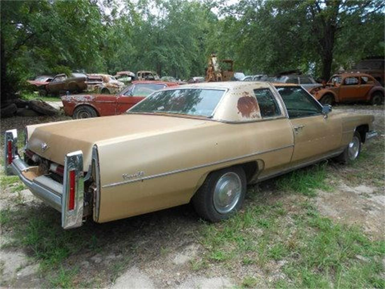 Large Picture of '75 DeVille - J1OU