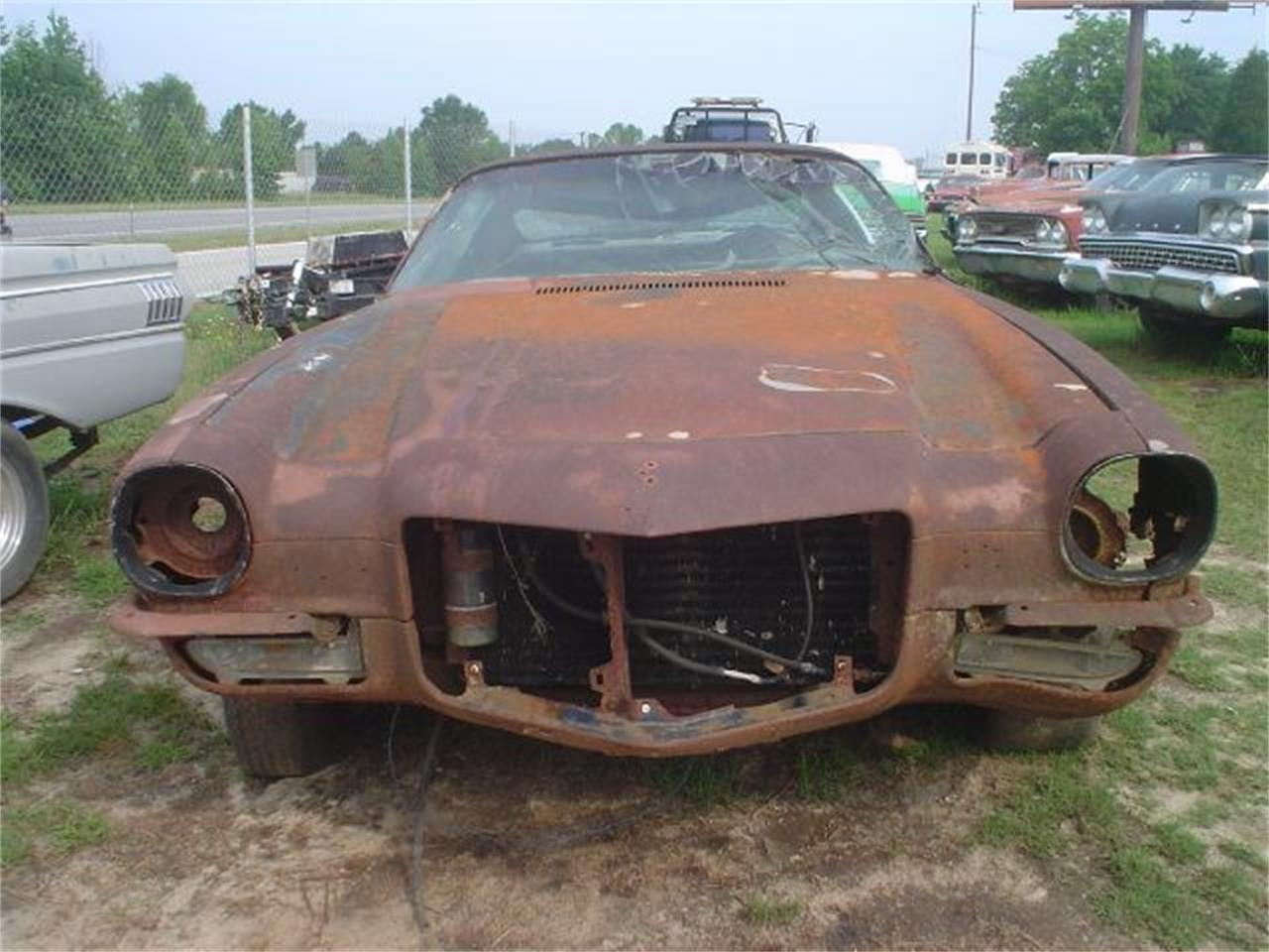 Large Picture of '70 Camaro - J1OX