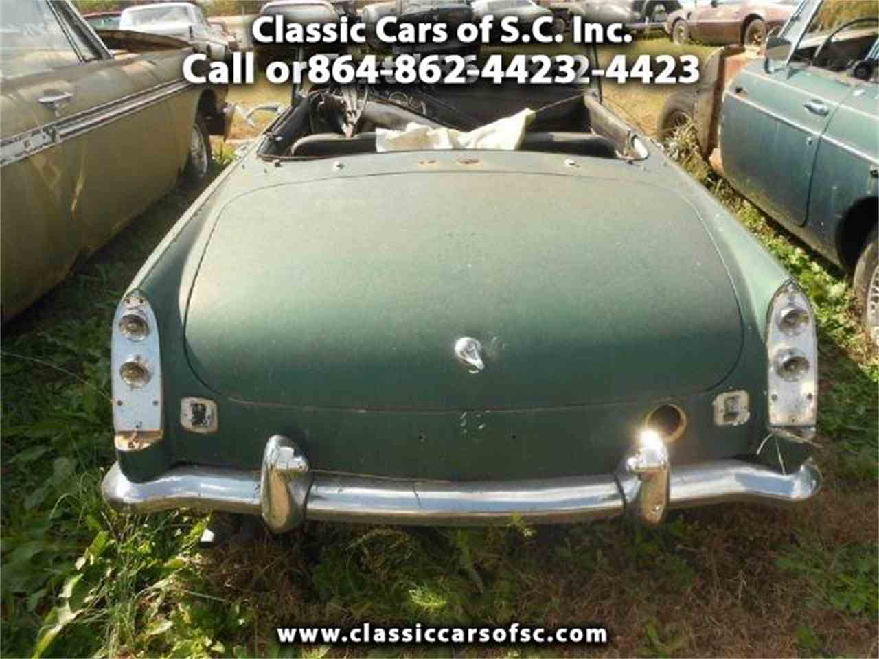 Large Picture of '68 MGB - J1P0
