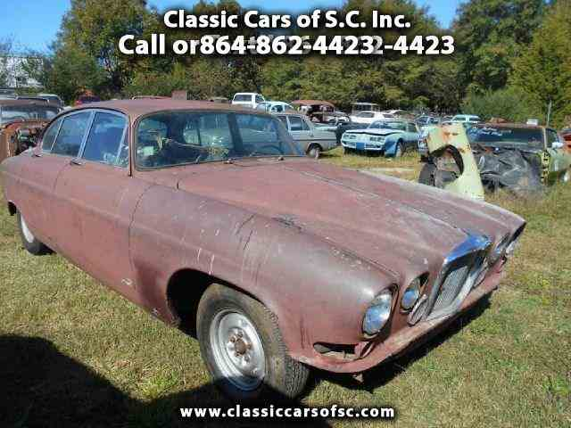 Picture of 1966 Jaguar Mark V located in Gray Court South Carolina Offered by  - J1P6