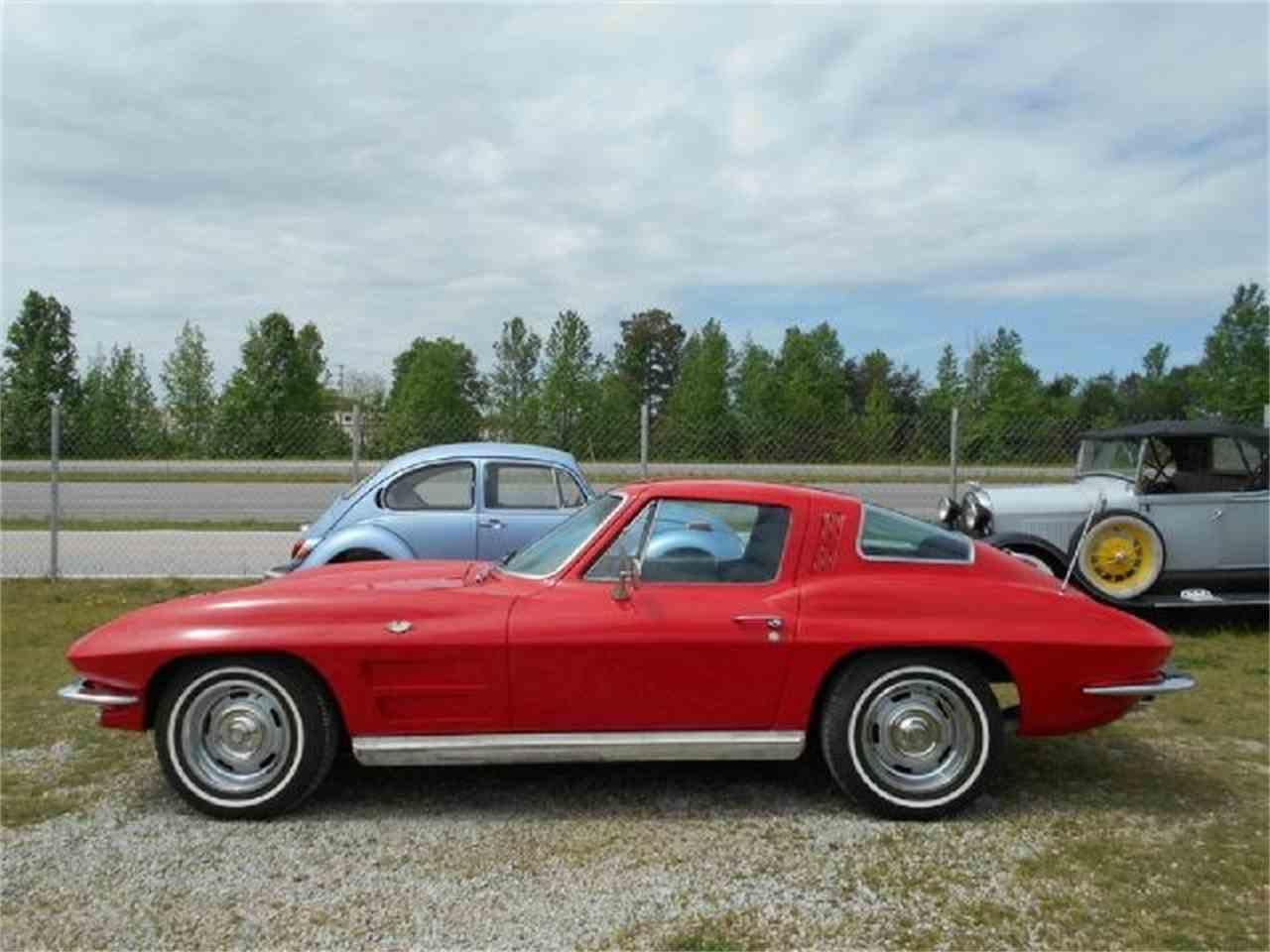 Large Picture of '64 Corvette - J1PE