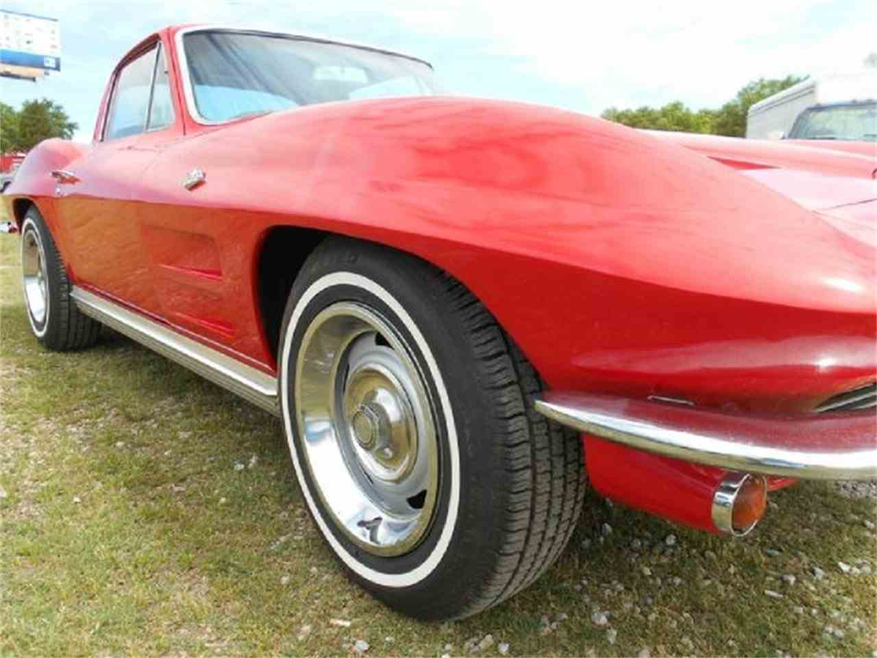 Large Picture of '64 Corvette - J1PE