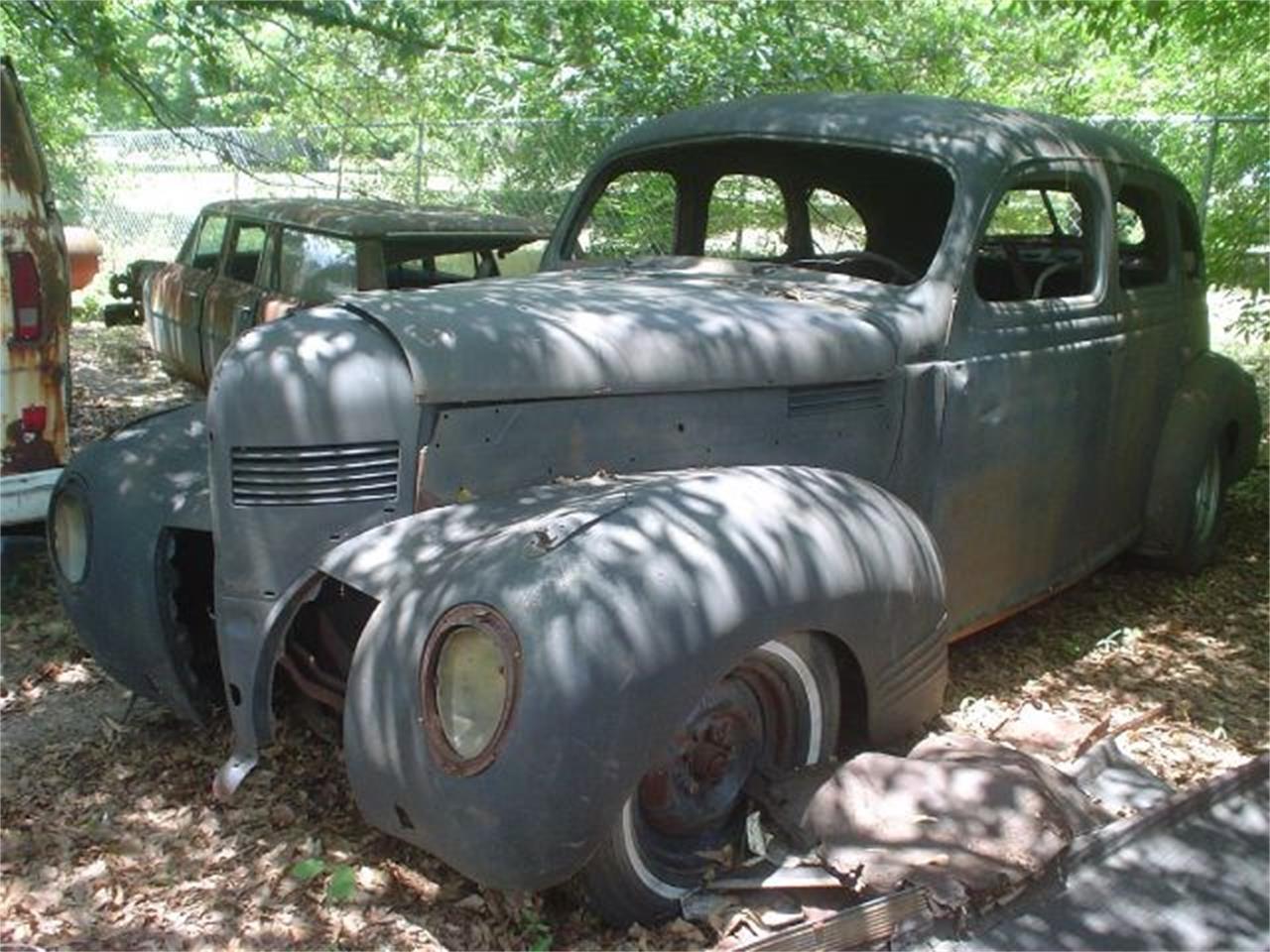 Large Picture of '39 Sedan - J1PN