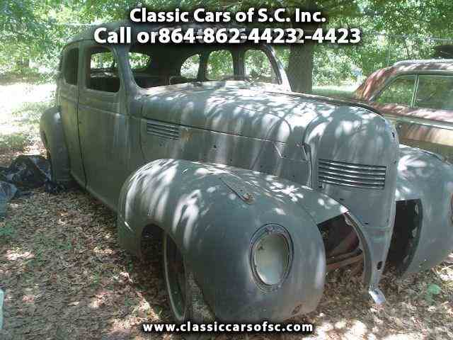 Picture of '39 Dodge Sedan located in Gray Court South Carolina - J1PN
