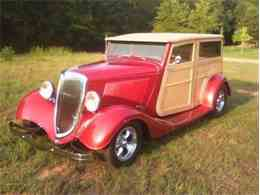 Picture of '34 Woody Wagon - J1PU