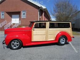Picture of Classic 1940 Woody Wagon - $60,000.00 Offered by Classic Cars of South Carolina - J1PW
