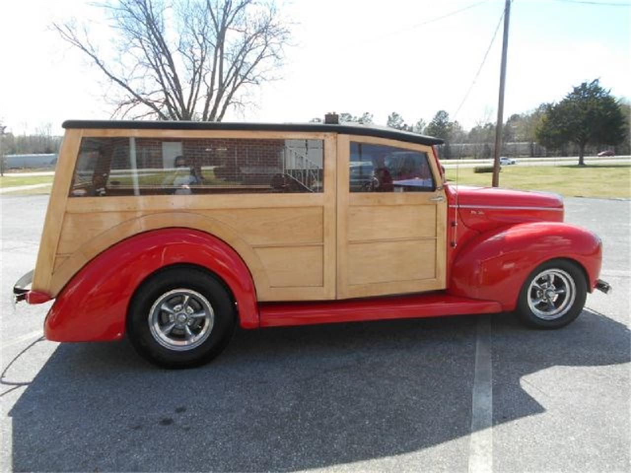 Large Picture of Classic 1940 Woody Wagon located in South Carolina - $60,000.00 - J1PW